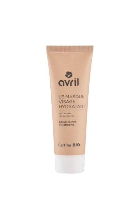 Masque Visage Bio Hydratant Avril