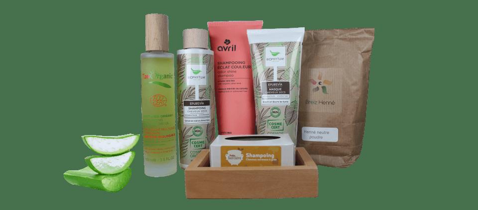 Soins des cheveux bio, naturels et vegan - CEIBA SHOP